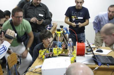 En la Castelao BarCamp Vigo 2012